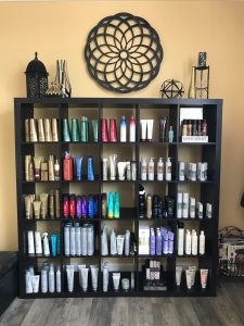 Products offered at Hair Illusion